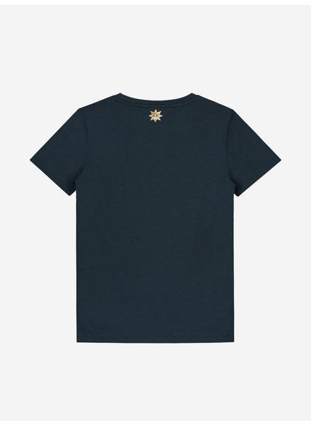 Nik & Nik Poppy T-Shirt G 8-099 2005 royal Blauw