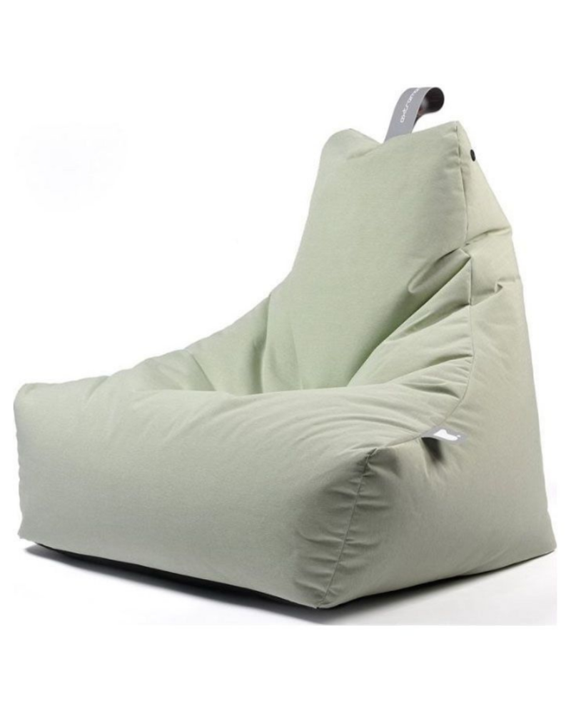 Extreme lounging B-bag mighty-b pastel groen