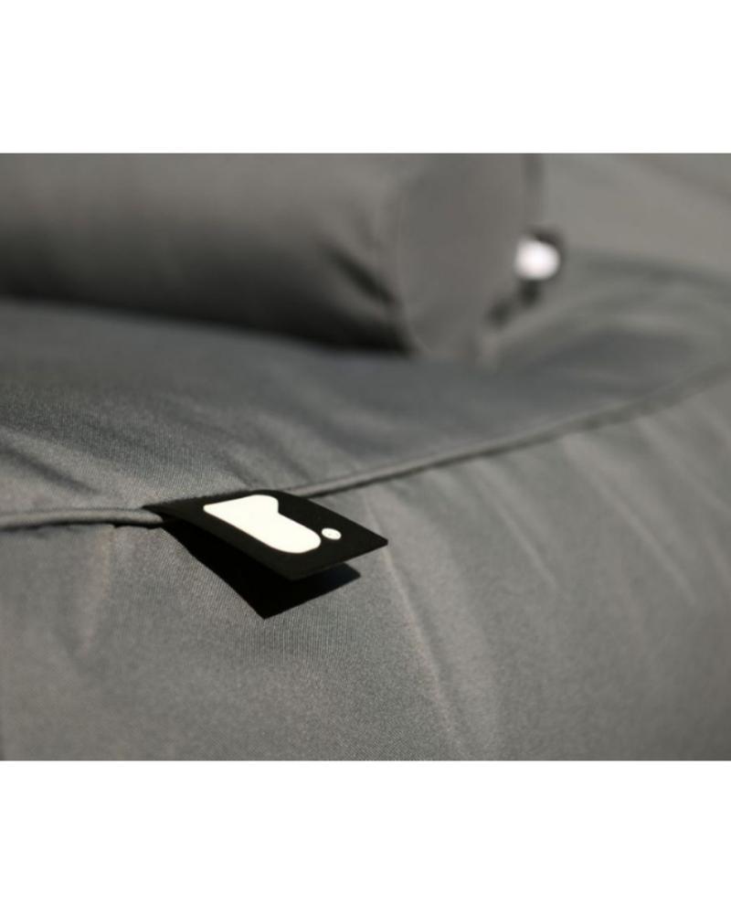 Extreme lounging B-bag mighty-b grijs