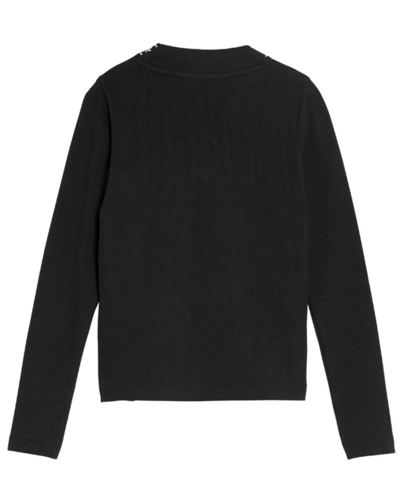 Calvin Klein Calvin Klein Wrap LS slim top