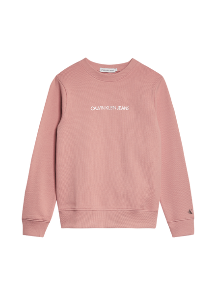 Calvin Klein Metallic logo sweater