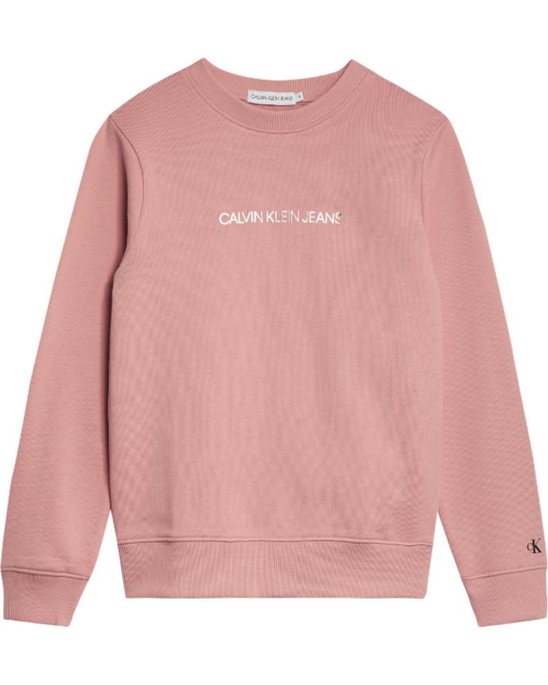 Calvin Klein Calvin Klein Metallic logo sweater
