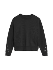 Calvin Klein Monogram tape sweatshirt