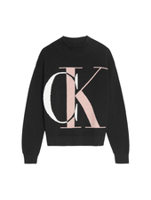 Calvin Klein Exploded monogram sweater