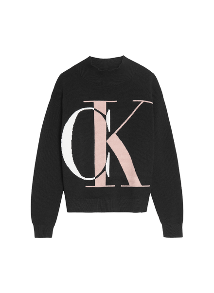 Calvin Klein Exploded monogram sweater