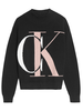 Calvin Klein Calvin Klein Exploded monogram sweater