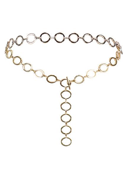 Frankie & Liberty Chain Belt FL178826