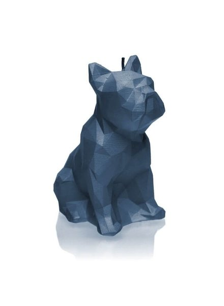 Candle bulldog low poly jeans