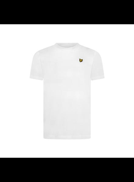 Lyle en Scott Classic T-Shirt Bright White