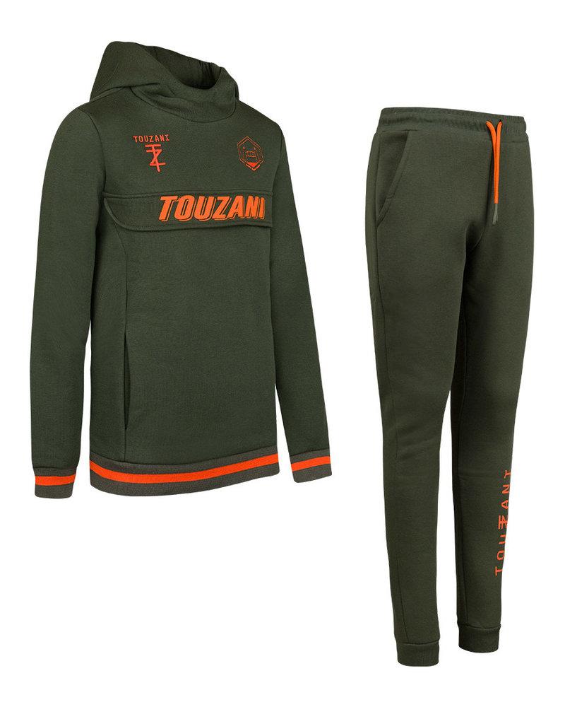 Touzani Touzani TZ-Goals suit Jr. Green