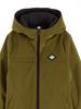 Scotch Shrunk Scotch Shrunk Blauw reversible jacket