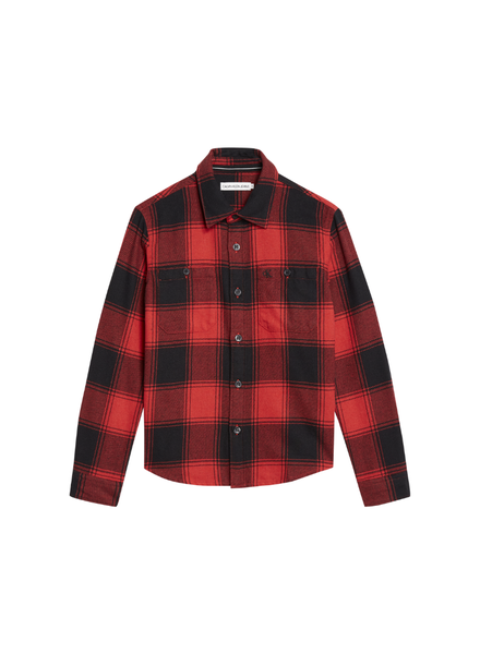 Calvin Klein Winter check shirt