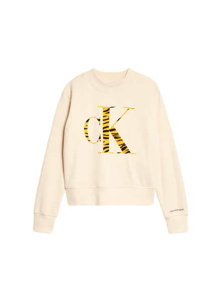 Calvin Klein Animal floc sweater