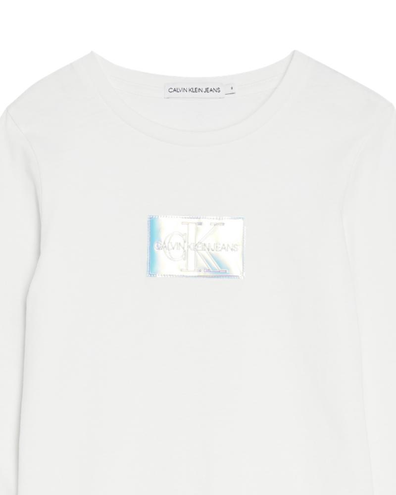Calvin Klein Calvin Klein Monogram badge slim