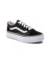 Vans UY Old Skool Platfor Black/True W