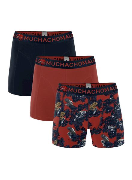 Muchachomalo Boys 3-pack short Voxho