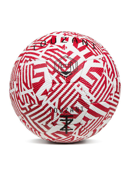 Touzani TZ-Ball Replica Wit / Rood