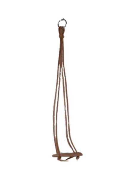 Plantenhanger Ledo leather