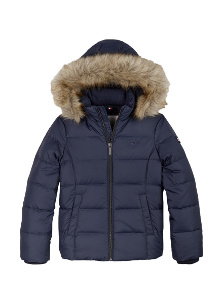 Tommy Hilfiger TH Essential bsc down jacket