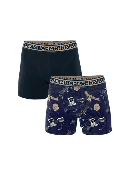 Muchachomalo Boys 2-pack shorts Always connected