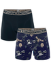Muchachomalo Muchachomalo Boys 2-pack shorts Always connected