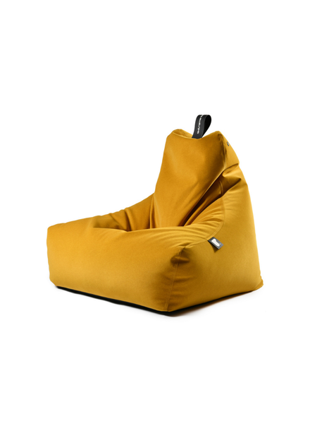 Extreme Lounging Extreme Lounging b-bag mighty-b Indoor Suede Mustard