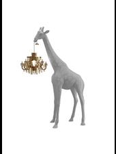 Qeeboo Qeeboo Giraffe in Love XS lamp - Cold Sand