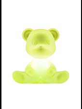 Qeeboo Qeeboo Teddy Boy lamp indoor plug - Light Green