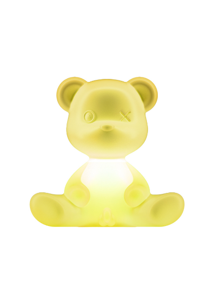 Qeeboo Qeeboo Teddy Boy lamp indoor plug - Lime