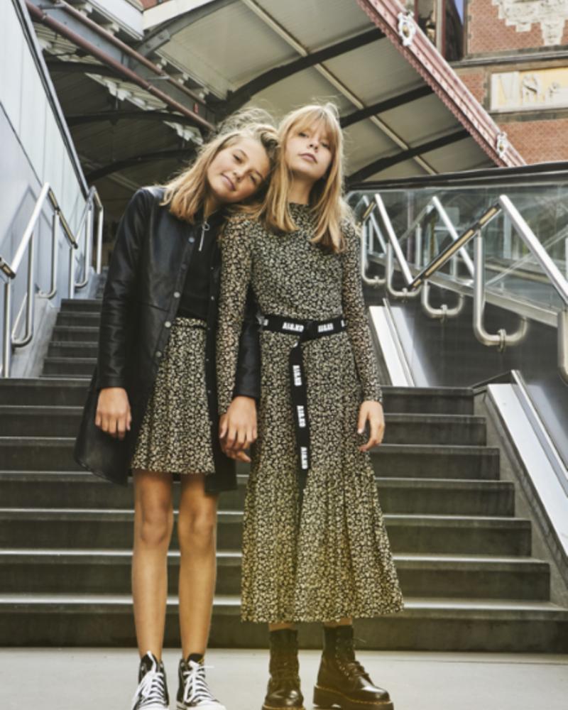 Ai&Ko Ai&Ko Mirla leaf pa dress