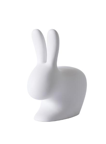 Qeeboo Qeeboo Rabbit Chair Light Grey