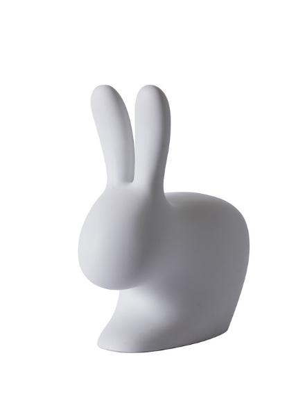 Qeeboo Qeeboo Rabbit Chair Grey
