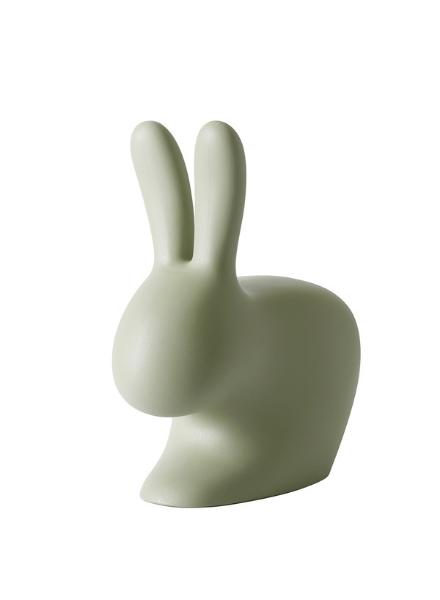 Qeeboo Qeeboo Rabbit Chair Green