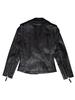 Dekkers Dekkers leather biker jacket studs