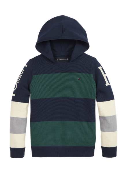 Tommy Hilfiger TH warm hooded varsi