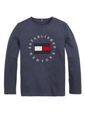 Tommy Hilfiger TH heritage logo tee