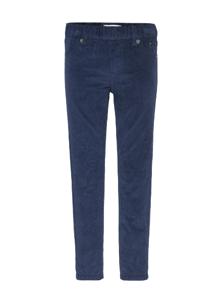 Tommy Hilfiger TH corduroy skinny pants