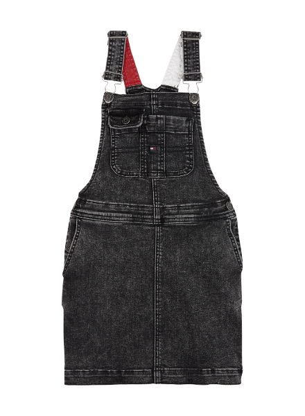 Tommy Hilfiger TH dungaree dress