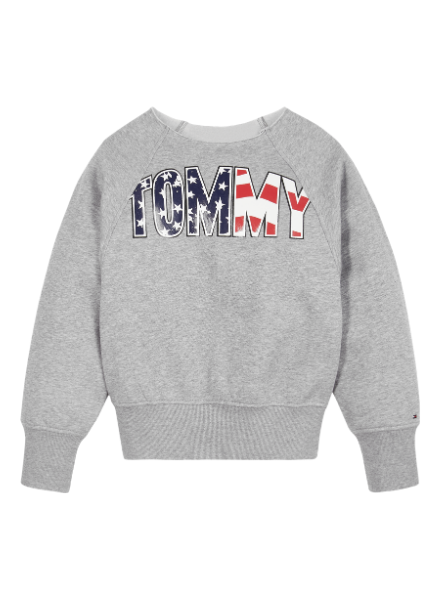 Tommy Hilfiger TH america logo sweat