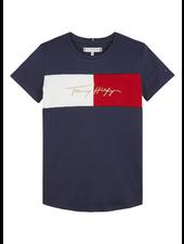 Tommy Hilfiger TH icon logo tee