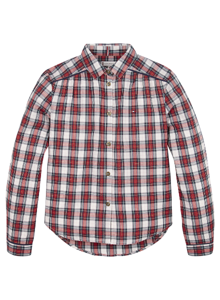Tommy Hilfiger TH check shirt