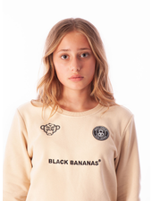 Black Bananas JR F.C. Crewneck