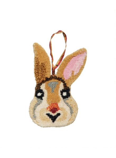 Doinggoods Betty Bunny Gifthanger Tan