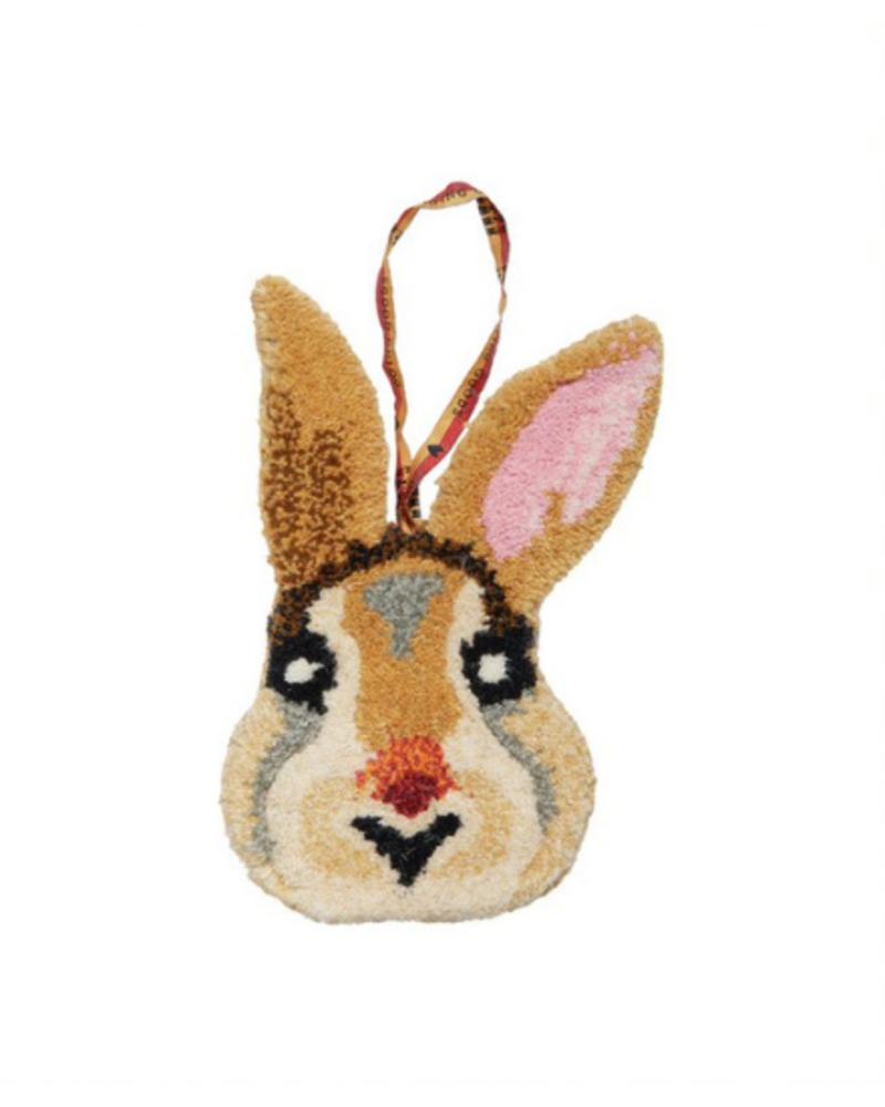 Doinggoods Doinggoods Betty Bunny Gifthanger Tan