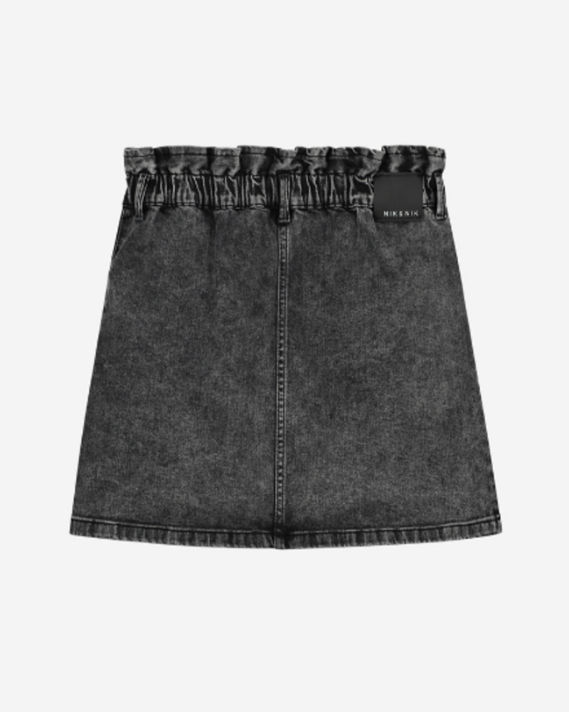 Nik & Nik Feline Denim Skirt G 3-344 2101