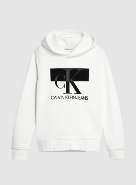 Calvin Klein Monogram Block Hoodie
