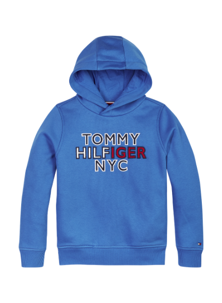 Tommy Hilfiger Th Nyc Graphic Hoodi, C4X KB0KB05808