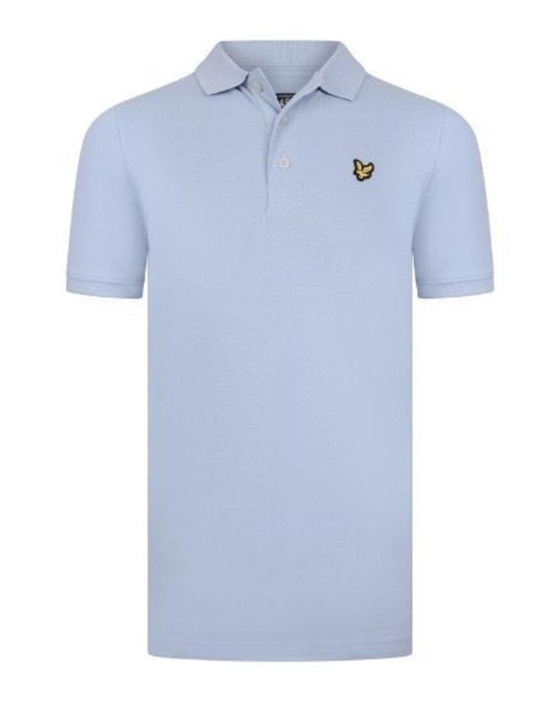 Lyle en Scott Lyle & Scott Classic Polo Shirt Blauw