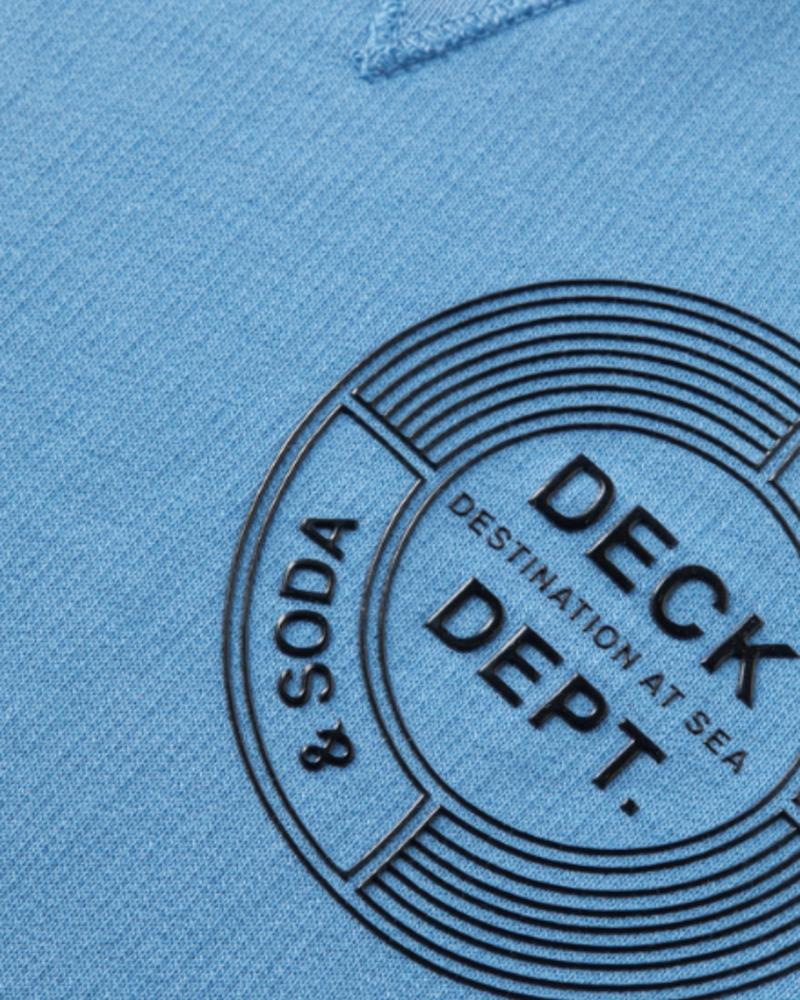 Scotch & Soda Crew Scotch & Soda neck sweat with artwork in organic cotton quality