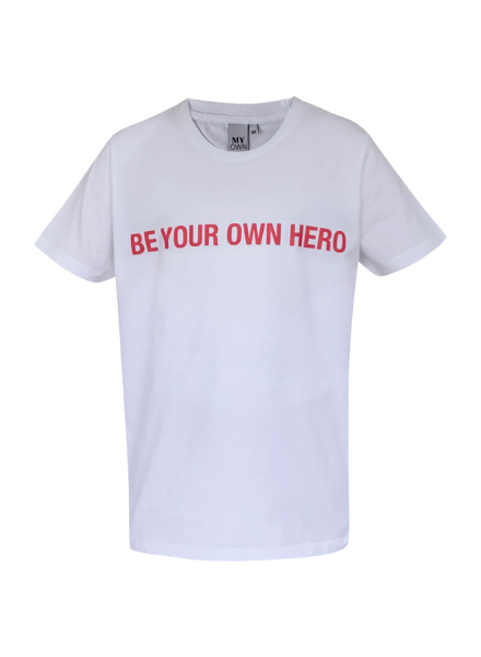 My Own Britt T-Shirt Hero White